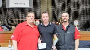 den Sieger des 301 MO The Checker Robin Korbmann