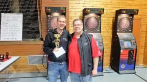 Der Sieger und Titelverteidiger im 501 DO Matthias Ehlers